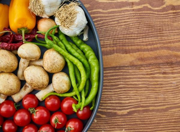 Flexitarier flexitarische Ernährung pflanzliche Lebensmittel