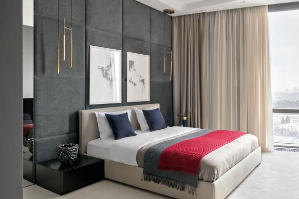 Gardinen Trends - ausgezeichnete Zimmergestaltung