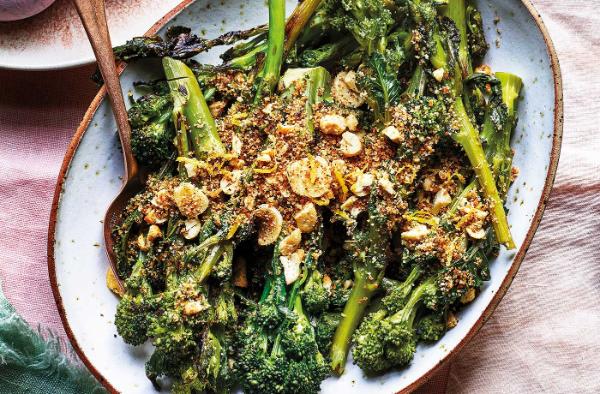 Ideen für Salate Brokkoli kochen