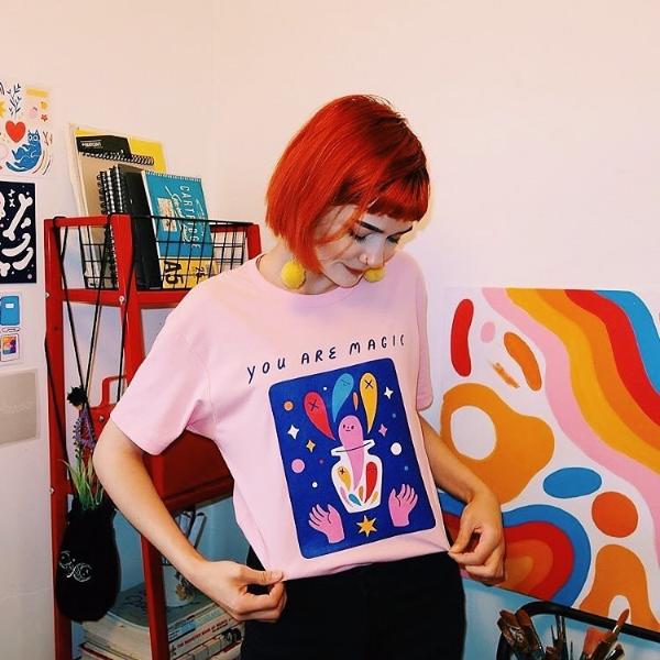 Ideen für die Kunst - T-Shirt Trends