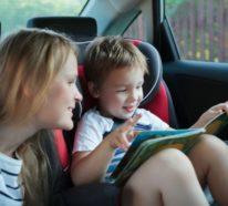 Kurztrip mit Kind: So gelingt Ihnen das Autoreisen mit Kindern