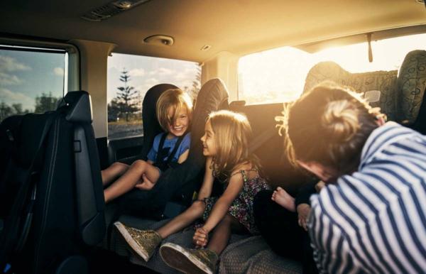 Kurztrip mit Kind organisieren Tipps Autoreisen mit Kindern