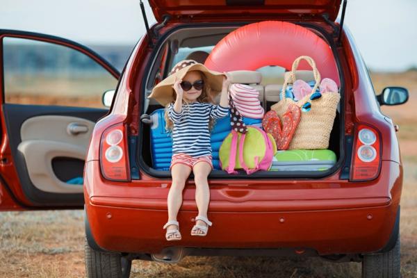 Kurztrip mit Kind planen ruhiges Autoreisen mit Kindern