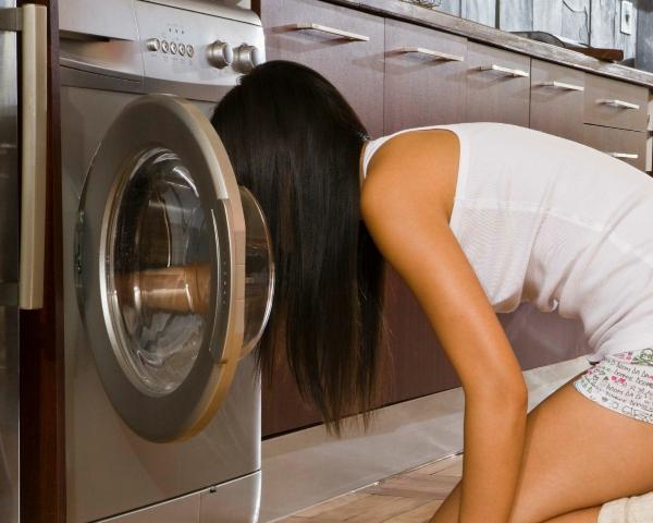 Lipüenstift entfernen Waschmaschine - Idee