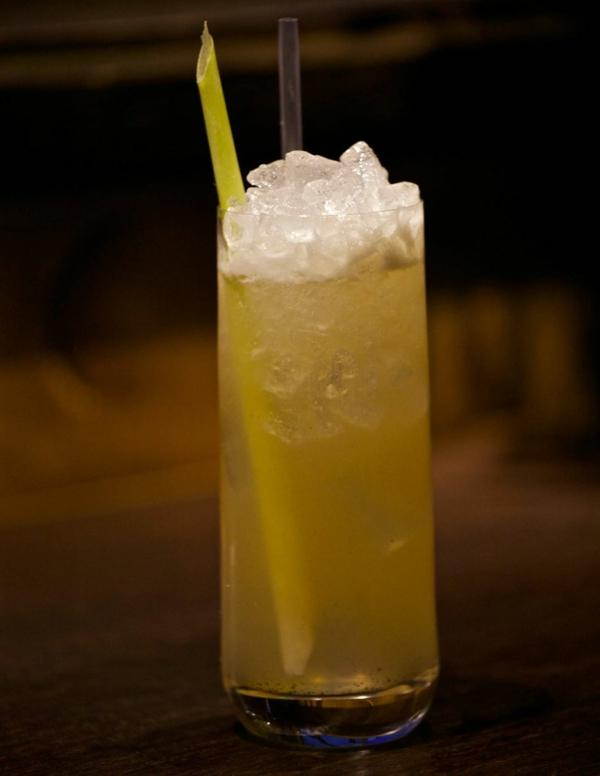 Mocktail Rezepte alkoholfreie Cocktails Rezepte Lemongrass Jasmine Iced Tea