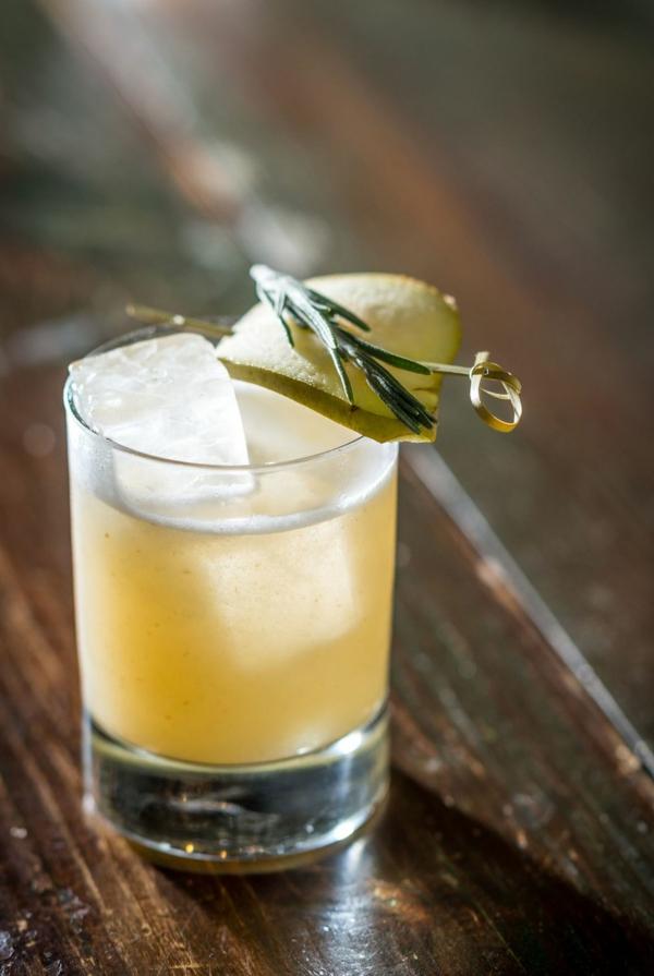 Mocktail Rezepte alkoholfreie Cocktails Rezepte Lemongrass Nice Pear