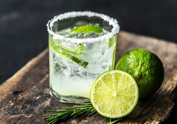 Mocktail Rezepte alkoholfreie Cocktails Rezepte Lime Rickey Mocktail
