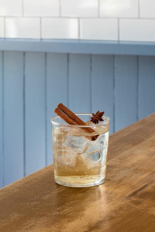 Mocktail Rezepte alkoholfreie Cocktails Rezepte Seedlip Spice Tonic
