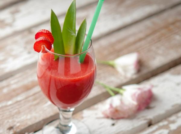 Mocktail Rezepte alkoholfreie Cocktails Rezepte Virgin Mary