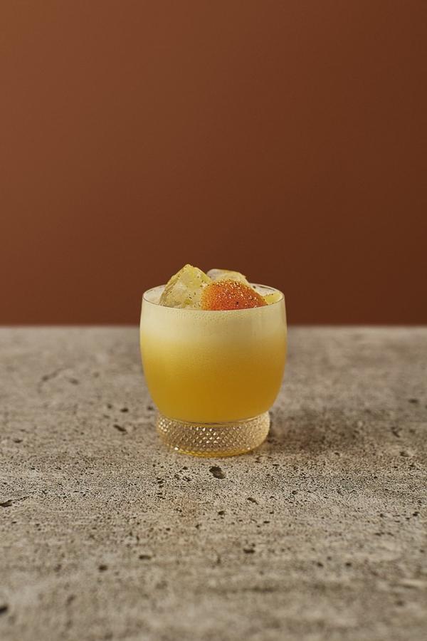 Mocktail Rezepte alkoholfreie Cocktails Rezepte Winter Shandy