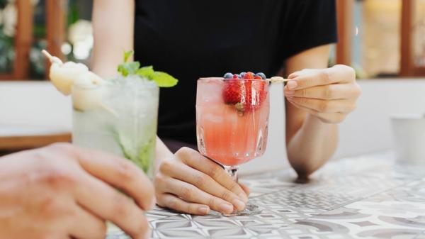 Mocktail Rezepte alkoholfreie Cocktails Rezepte