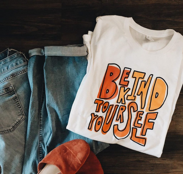 Orange und andere Ideen - T-Shirt Trends