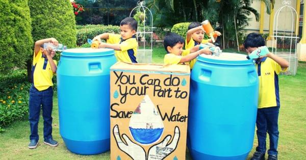 Regenwasser nutzen umweltfreundliche Tipps Kinder