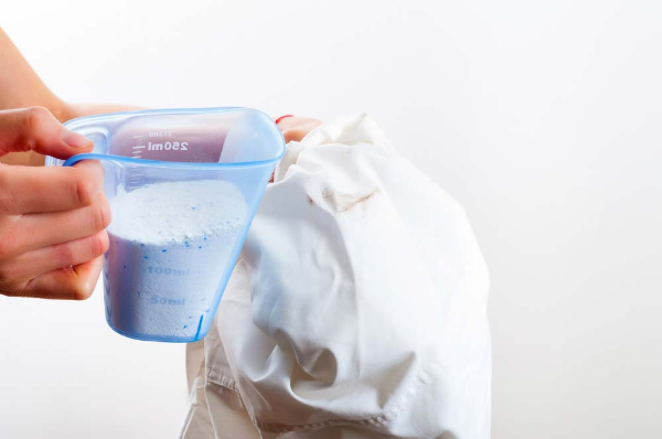 Rost entfernen Waschmittel Tipps