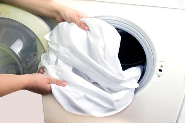 Rost entfernen - alles in der Waschmaschine