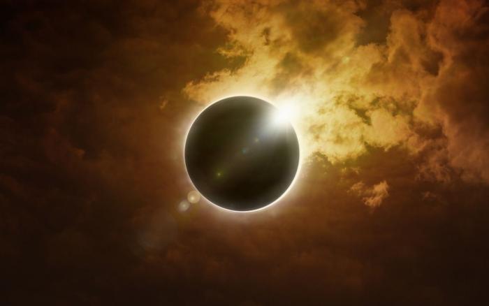 Sonnenfinsternis 2020 am 21. Juni der Mond bedeckt nur 99 Prozent der Sonne ringförmige SoFi