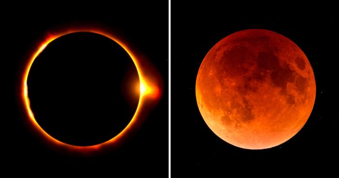 Sonnenfinsternis 2020 am 21. Juni ein besonderes Schauspiel zwischen Sonne Mond Erde ringförmige SoFi