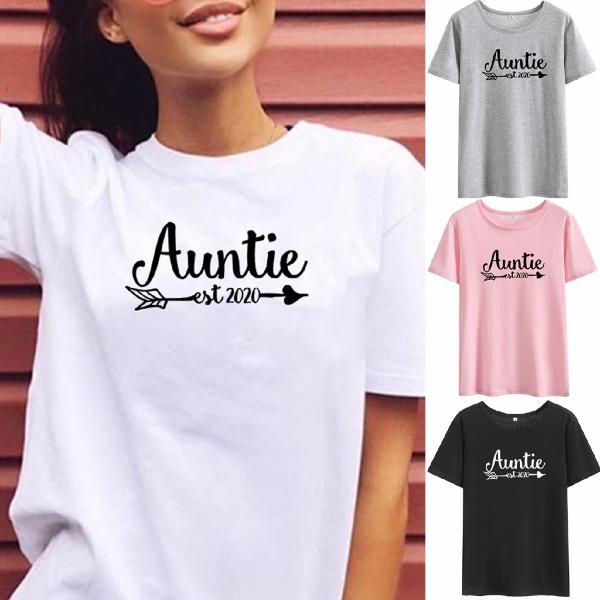 T-Shirt Trends - sehr schlichte personalisierte Botschaft