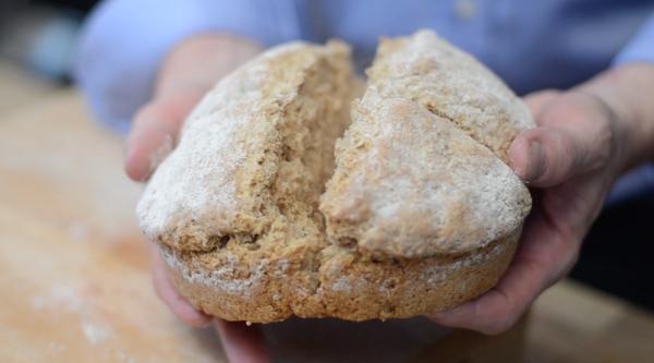 Vollkorn leckeres Brot