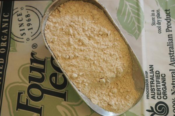 Vollkorn - sehr gesundes Mehl