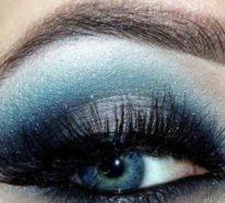 Blaue Augen schminken, aber richtig – die besten Tipps und Tricks!