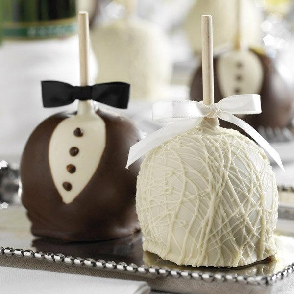 essbare gastgeschenke hochzeit schokolade lollipop