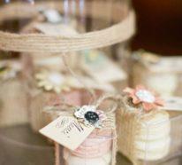 Essbare Gastgeschenke für die Hochzeit – 59 festliche Ideen für Ihren ganz großen Tag im Leben!