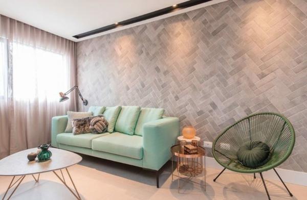 grüner acapulco stuhl hellgrünes sofa