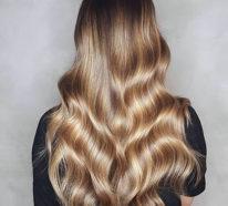"""Haar-Trendfarbe """"Toffee Blonde"""" erfrischt unseren Sommer 2020"""