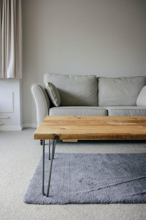 holztisch reinigen - tolle ideen für die möbel