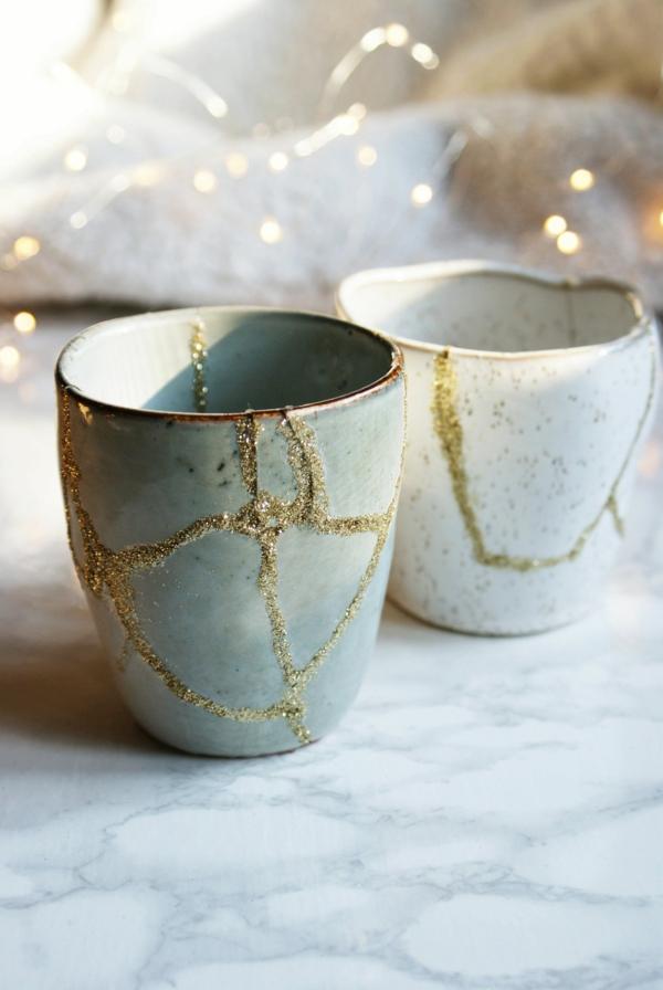japanische tradition keramik reparieren kintsugi