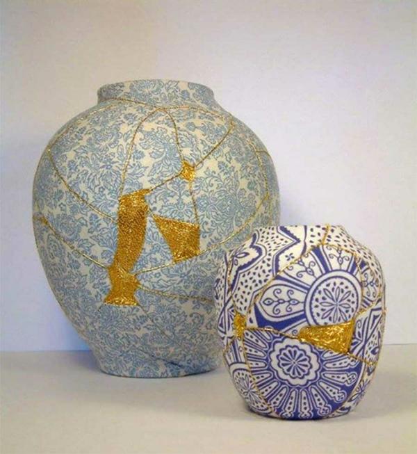 kinsugi japanische repariertechnik für keramik