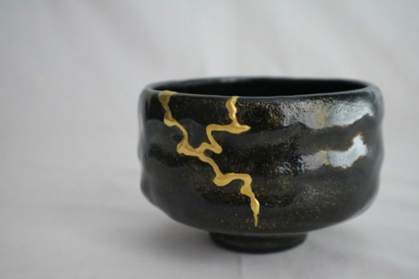 kunstvolle repariertechnik keramik kinsugi