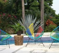 Acapulco Stuhl  – 55 Einrichtungsideen mit dem ikonischen Designklassiker