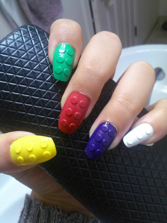 lego nails nageltrends 2020