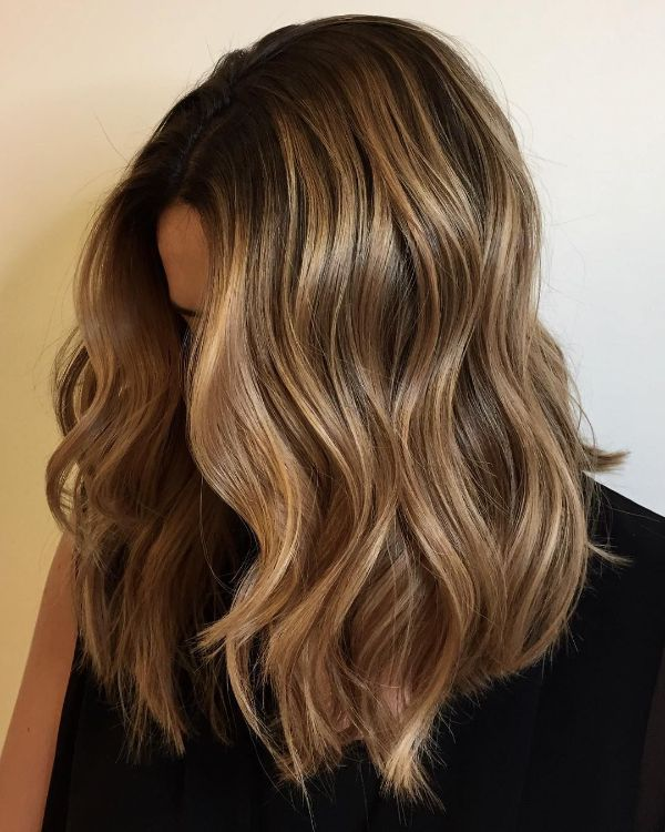 modetrends toffee blond tipps
