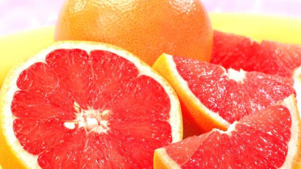 reinigung von der leber grapefruit