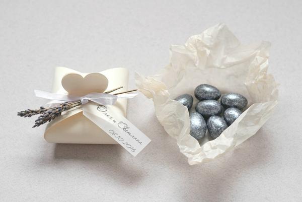 süße bonbons eier gastgeschenke hochzeit
