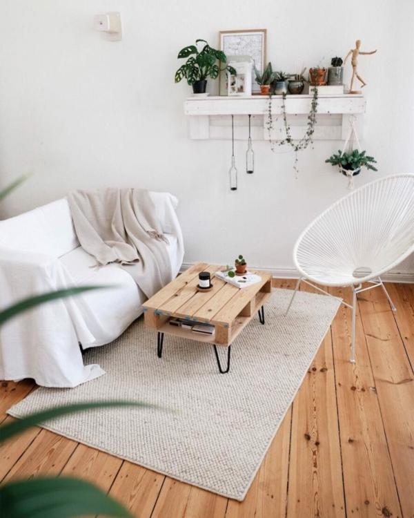 scandinavisch einrichten acapulco chair