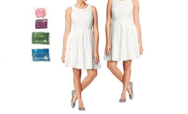sehr gute weiße Kleider Rost entfernen
