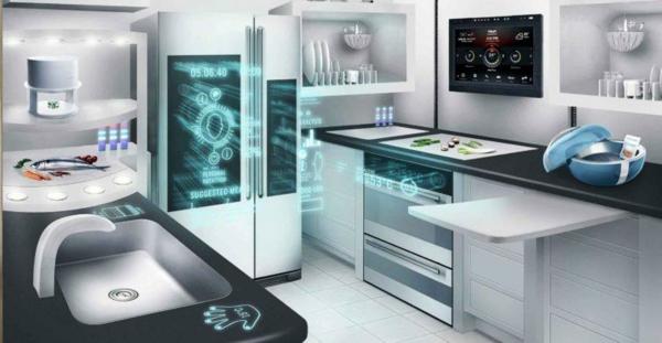 smart home küche küchentrends 2020