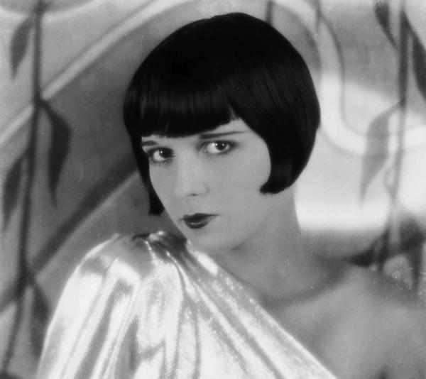Bubikopf Frisur 20er Jahre Style