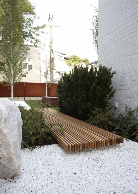 Gartengestaltung Steine und andere tolle Ideen