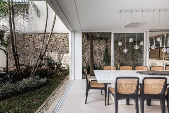 Gartengestaltung - ein Innenraum - tolle Idee