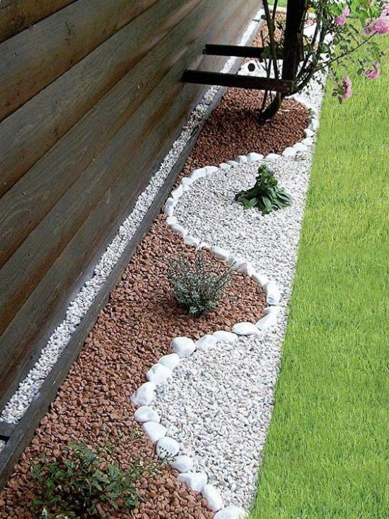 Gartengestaltung - sehr schöne Idee