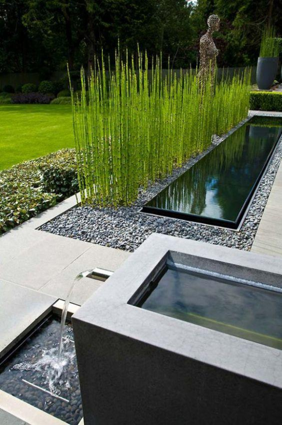 Gartengestaltung - super modernes Design - tolle Ideen