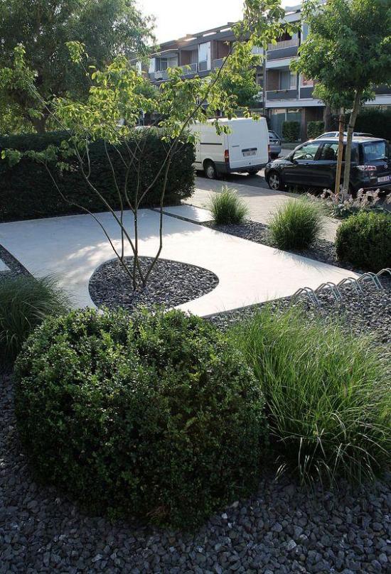 Gartengestaltung - tolle Ideen für eine schönen Innenhof