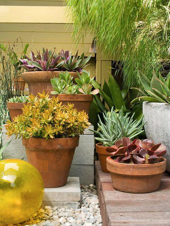 Gartengestaltung traditionelle Ideen