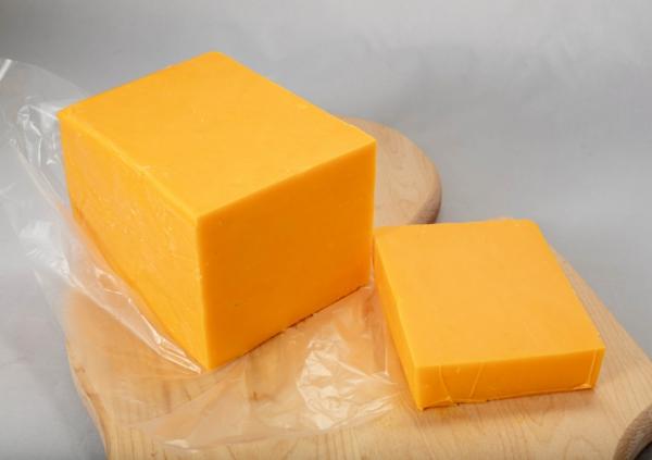 Halbhartkäse Cheddar verschiedene Käsesorten