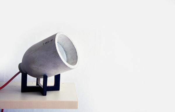 Pendelleuchte Beton Light O Designerlampe